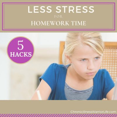 Finish Homework Fast: 5 Super Savvy Homework Hacks for Parents and Kids
