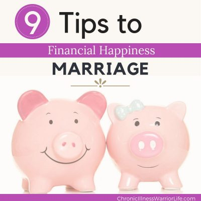 Money and Marriage: 9 Steps to Financial Happiness