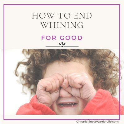 How to Get Your Kids to Stop Whining