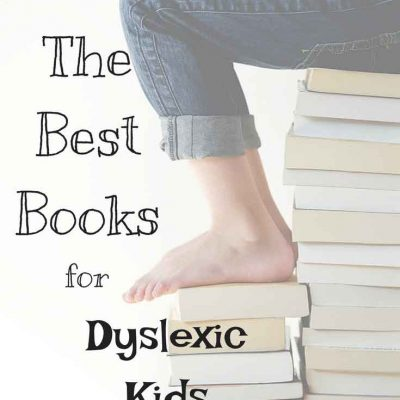 The Best Dyslexia Friendly Books for Kids to Read