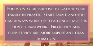 5 Day Family Prayer Challenge