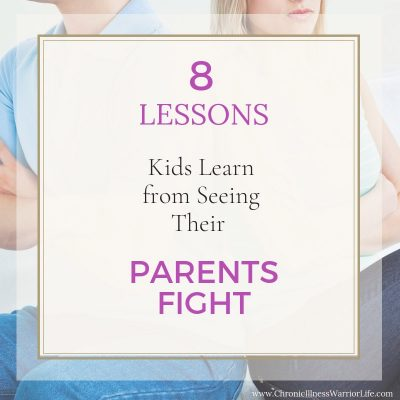 8 Lessons Kids Can Learn from Seeing Their Parents Fight