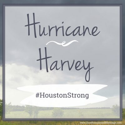Turning Disaster into Hope: #HoustonStrong