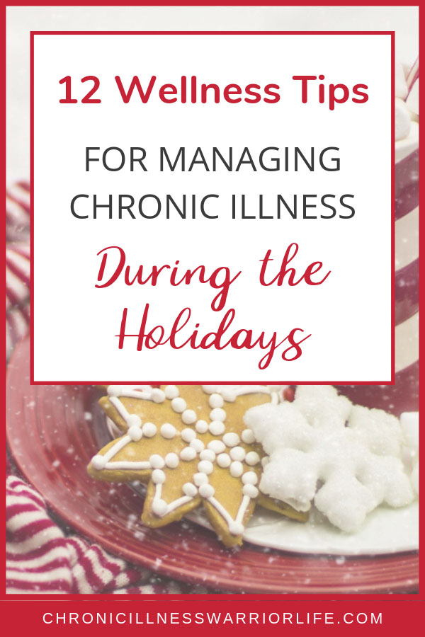 These tips are awesome and I will definitely be using them this holiday season. I never really knew how to manage the holidays with my chronic illness. Putting myself first is not something I always feel comfortable doing. #chronicillnesswarriorlife #chronicillness #chronicillnesslife #mentalillness #mentalhealth #holidayhacks #christmas #holidayseason