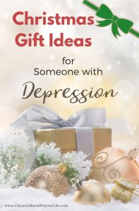 I am always looking for the rigt Christmas gift for my friend who has depression. This Christmas Gift Guide for someone with depression has tons of thoughtful gift ideas.