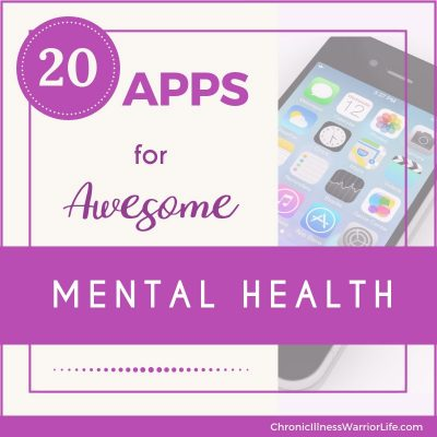 20 Insanely Helpful Mental Health Apps for Managing Your Mental Illness