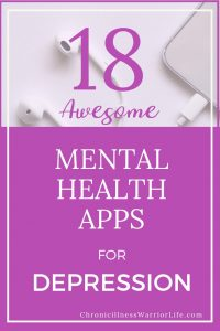 These 18 mental health apps look so cool and I am always looking for ways to improve my depression. I know taking my prescribed medications is vital but I need help learning healthy habits and ways to self-monitor and keep track of my moods. These mental health apps for depression make that so simple to do!