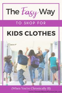 I need an easy way to shop for kids clothing. This is a great list of where to shop online for kids clothes. I don't have to wander through the malls from store to store anymore. And also these are great tips about returning iitems for free.