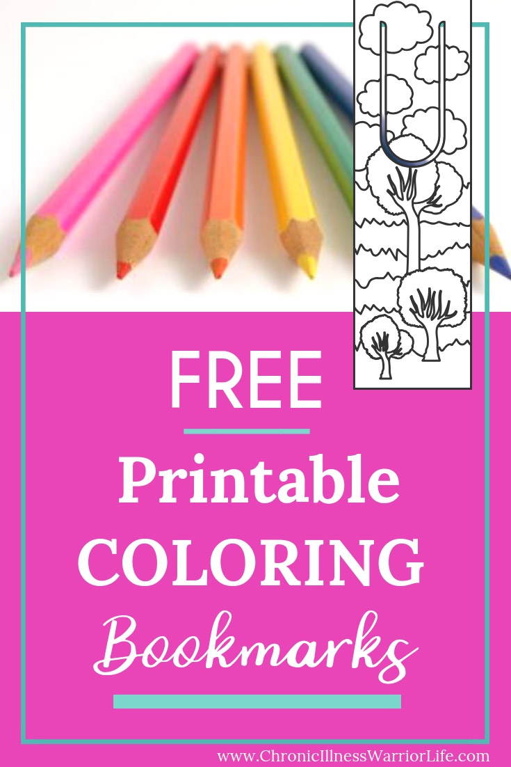 These adorable adult coloring bookmarks to would be great to color with my kids. These printable bookmarks make great handmade gifts once colored.