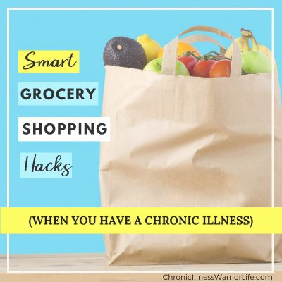 How to Make Grocery Shopping Easier When You Have a Chronic Illness