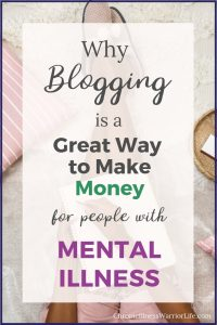 I sit at home day after day beating myself up because I can't work with my chronic illness. After reading this article, I am so glad to know that blogging is a real way to make money for people with a chronic illness. Next stop, Elite Blog Academy.