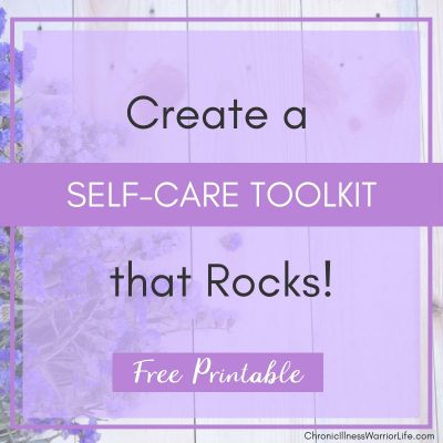 Make Your Own Self-Care Toolkit and Absolutely Rock Your Mental Health – SELF-CARE SERIES PART 3