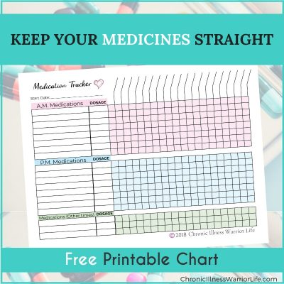 Best Ways to Keep Track of Medications [+ Free Medication Tracker Chart Printable]