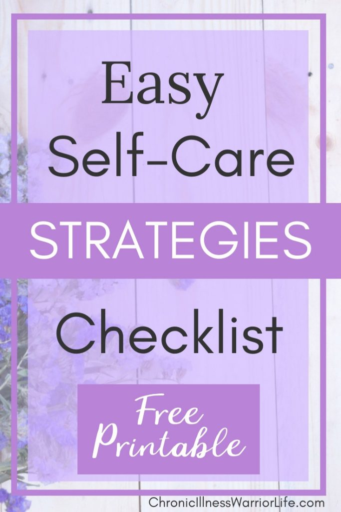 Finally, self care that is doable! Such a great list of strategies as well as a worksheet. It's not just a list of random self-care activities. This self-care toolkit is something I am going to create right away.