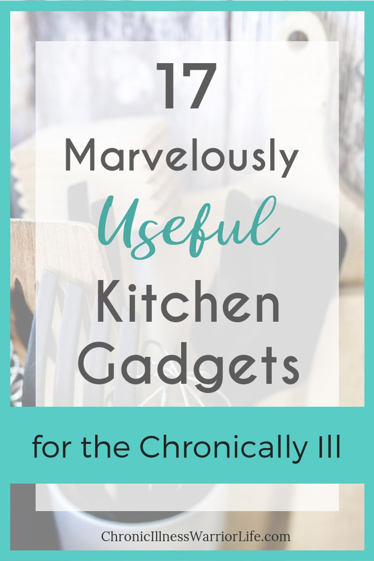 I am planning to stock my kitchen with amazing gadgets and tools. I need to cook more but living with a chronic illnes brings lots of challenges to everyday life. So having this kitchen gadgets on hand will make my life so much easier when cooking meals for my family. #chronicillnesswarriorlife #cookinghacks #kitchentools #kitchengadgets #chronicillnesshacks #chronicillnesscooking #kitchenhacks