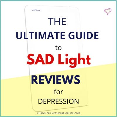 Do SAD light boxes really work? I'm so glad I came across this review guide for SAD lights before I actually bought one! My doctor told me it could help my Seasonal Affective Disorder and depression, but I had no idea how to find the best SAD lamps for depression or even how to know which ones really work. These SAD lights reviews for the best light therapy lamp for depression is exactly what I needed to make an informed choice and to NOT waste my money. #depression #seasonalaffectivedisorder