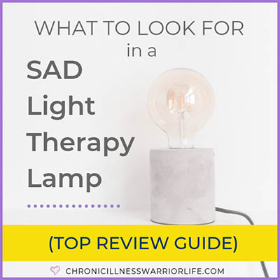 SAD Lights Reviews [Best Light Therapy Lamps for Depression on Amazon]