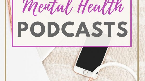 "For a long time, Netflix was #1 on my ""What to Do When You are Depressed and Lonely"" list. But I knew I should find more positive habits to improve my mood. I am definitely going to add some of these top podcasts about mental health to my daily routine for depression. I can't wait to check about the best podcasts for anxiety too! #mentalhealth #podcasts #depression #anxiety #selfhelp"