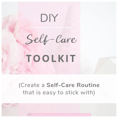 What You Need in Your Self Care Toolkit [Free Printable Worksheets] SELF-CARE SERIES PART 3