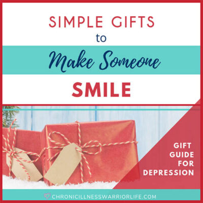 Encouraging Gifts for Depressed People Christmas Gift Guide