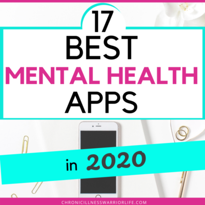 17 Best Mental Health Apps  in 2020 [Tools for Managing Your Illness]