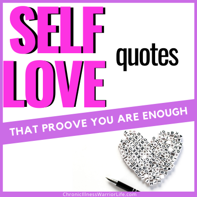 [You Are Enough] Self Love Quotes