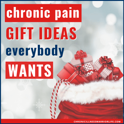 Christmas Gifts for People with Chronic Pain