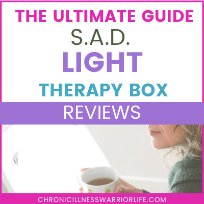 SAD Lights Reviews [2020]: Best Light Therapy Lamps for Depression on Amazon
