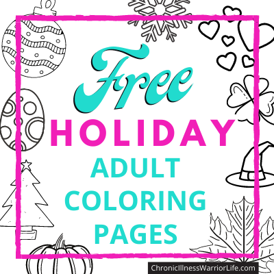 holiday coloring page images