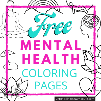 200+ Breathtaking FREE (Printable) Adult Coloring Pages For Chronic Illness  Warriors - Chronic Illness Warrior Life